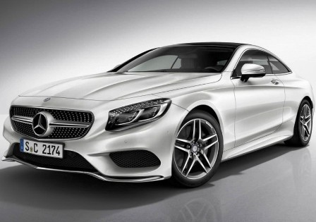 02/06/2014   MERCEDES BENZ ANUNCIA S CLASS COUPE AMG LINE