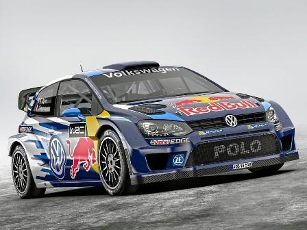 VOLKSWAGEN REVELA A SEGUNDA GERAÇÃO DO POLO R WRC Imagens e fotos de carro 85b45b857f61f