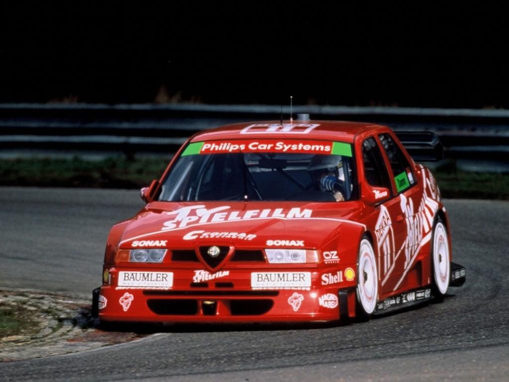 Alfa Romeo 155 V6 Ti Dtm Planetcarsz