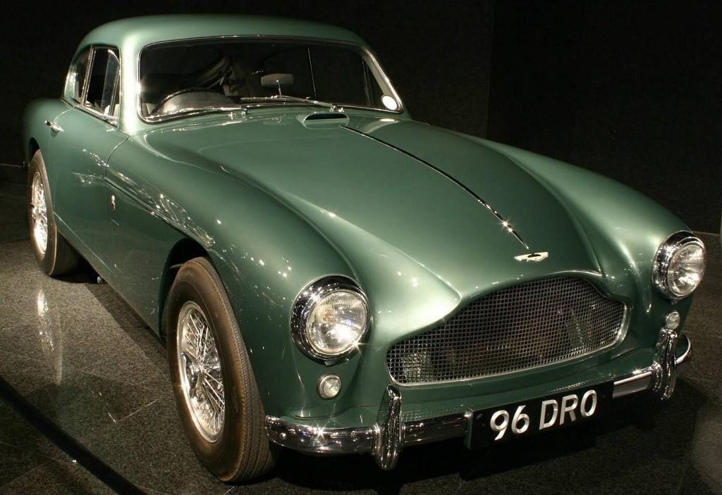 Aston Martin Db4 Mark Iii Tickford Coupe Planetcarsz