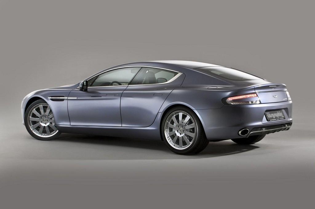 Aston Martin Rapide Cargraphics Planetcarsz