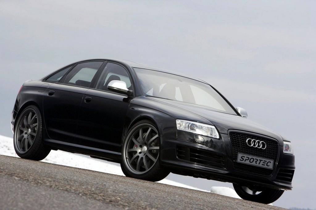 Audi Rs6 Sedan Sportec Planetcarsz