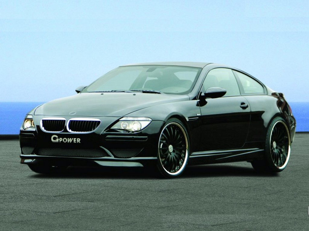 Bmw M6 Series Coupe G Power Planetcarsz