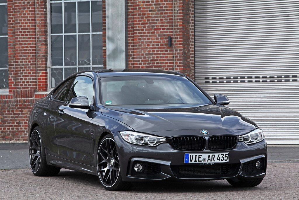 BMW 4 SERIES COUPE PREPARADO PELA BEST-TUNING
