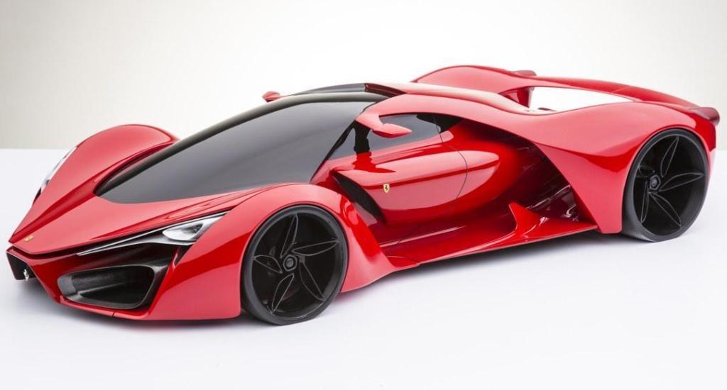 Imagens De Carros Ferrari F80 Concept Planetcarsz