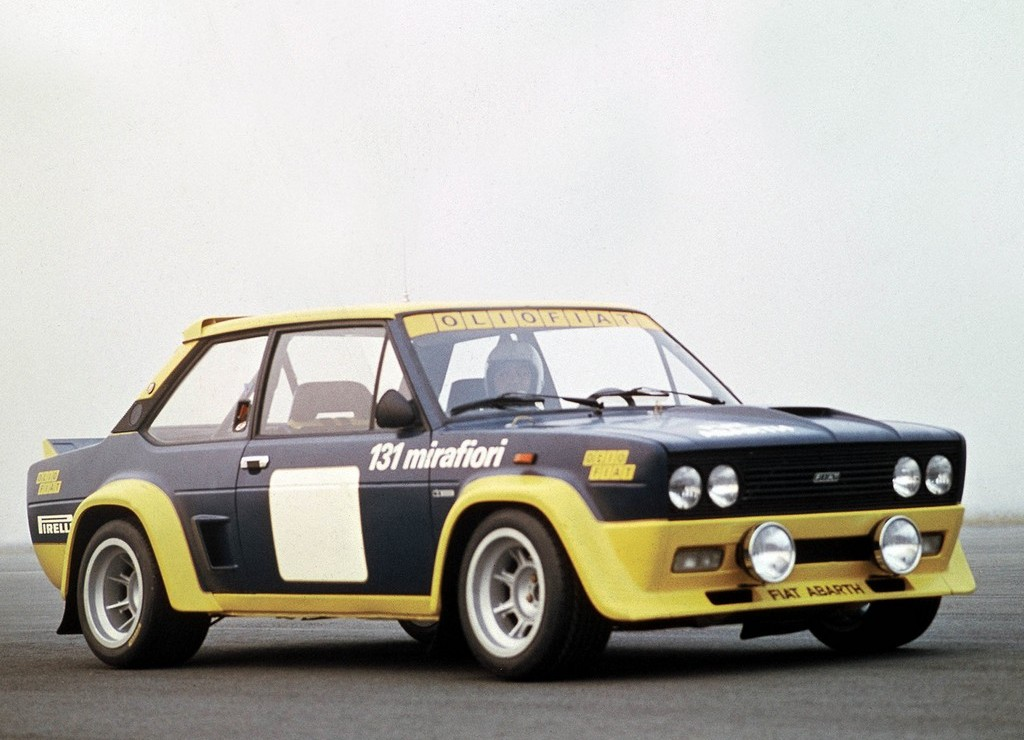 Fiat 131 Abarth Rally Planetcarsz