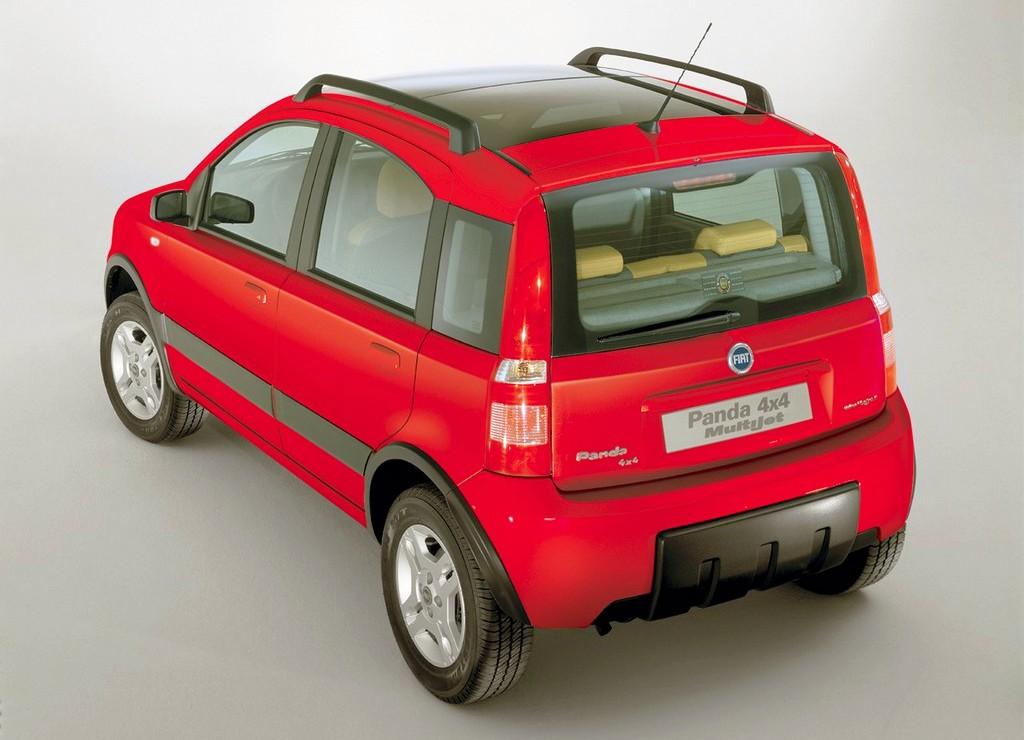 Fiat Panda 4x4 Multijet Planetcarsz