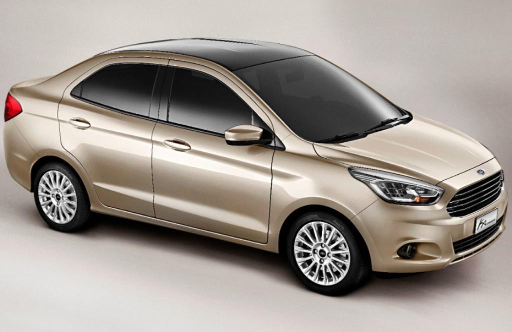 Ford Ka Concept  Portas Imagens E Fotos De Carros