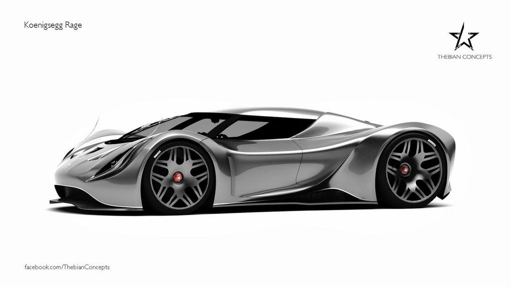 Imagens De Carros Koenigsegg Rage Concept Planetcarsz Planetcarsz