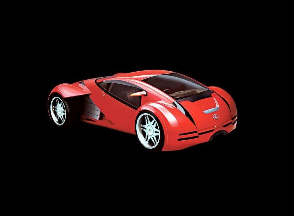 Imagens De Carros Lexus Minority Report Concept Planetcarsz