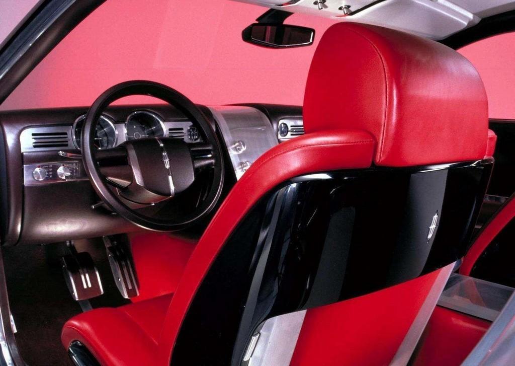 Imagens De Carros Lincoln Mk9 Concept Planetcarsz Planetcarsz