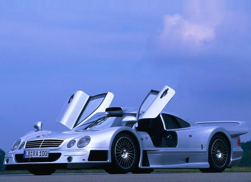 MERCEDES BENZ CLK GTR AMG Imagens E Fotos De Carros