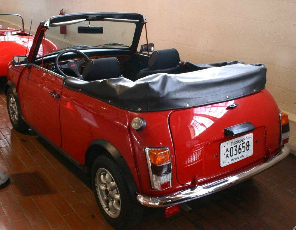 imagens de carros mini austin cooper cabriolet planetcarsz planetcarsz. Black Bedroom Furniture Sets. Home Design Ideas