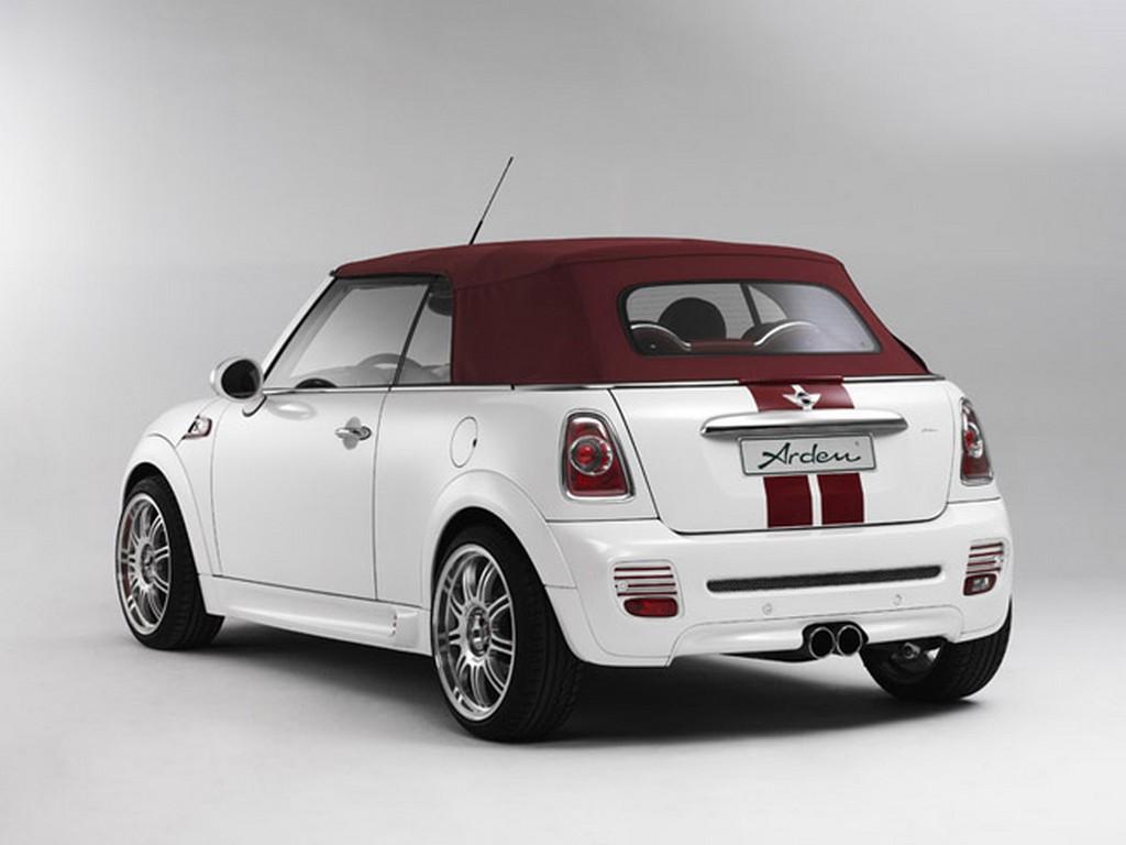 imagens de carros mini cooper cabrio by arden. Black Bedroom Furniture Sets. Home Design Ideas