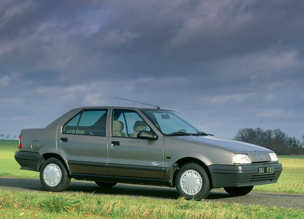 renault 19 chamade 1991