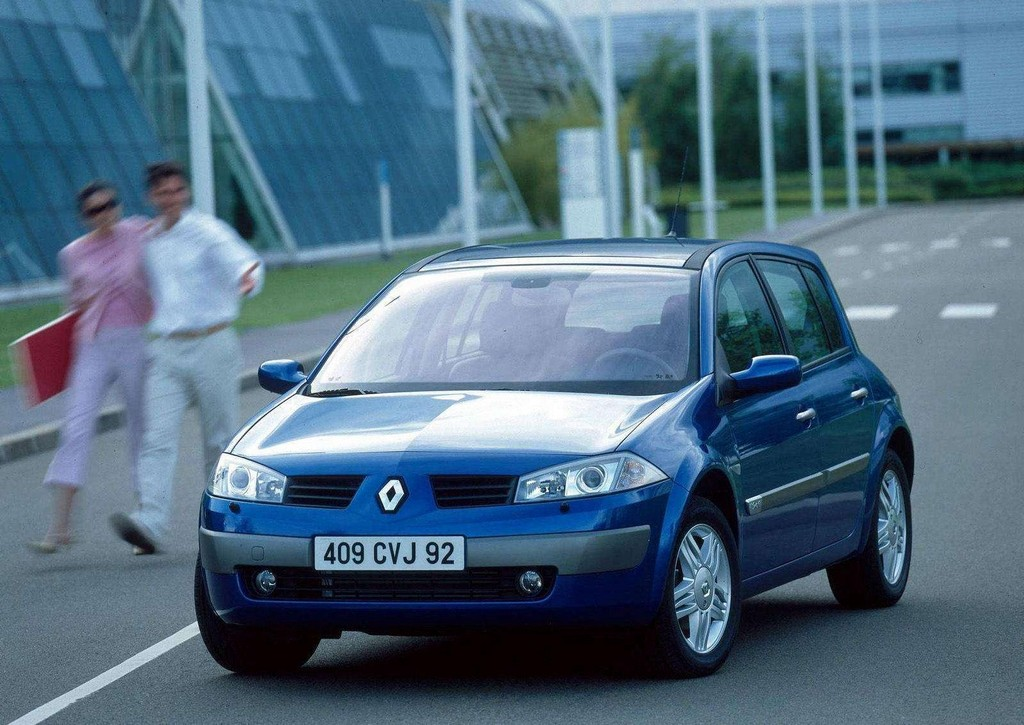 Imagens De Carros Renault Mgane Ii Hatch Planetcarsz Planetcarsz