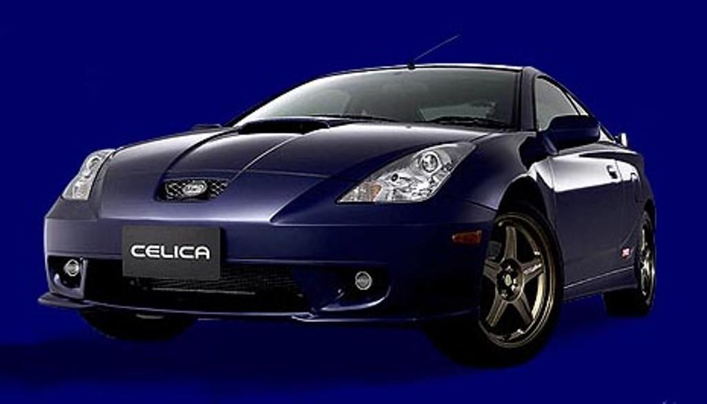 Toyota Celica Trd Planetcarsz
