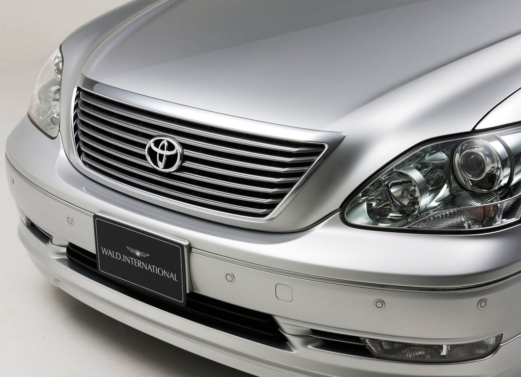 Imagens De Carros Toyota Celsior Wald Planetcarsz Planetcarsz